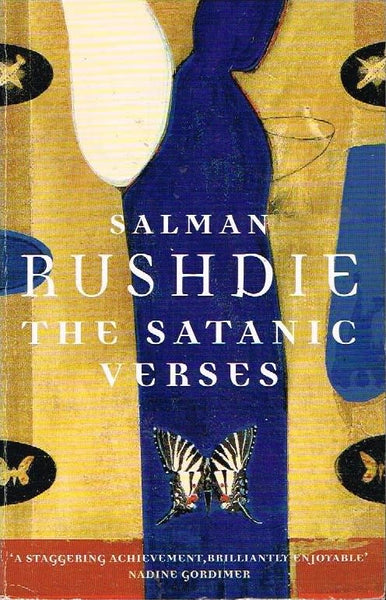 The Satanic verses Salman Rushdie