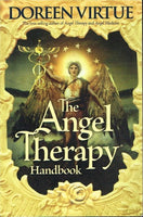 The Angel therapy handbook Doreen Virtue