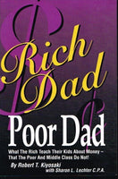 Rich dad, poor dad Robert Kiyosaki