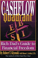 Rich dad's cashflow quadrant by Robert Kiyosaki