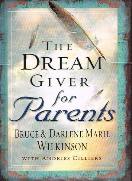 The dream giver for parents Bruce & Darlene Marie Wilkinson with Andries Cilliers