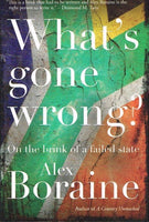 Whats gone wrong ? Alex Boraine