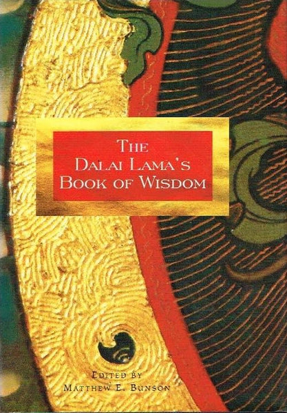 The Dalai Lama's book of wisdom
