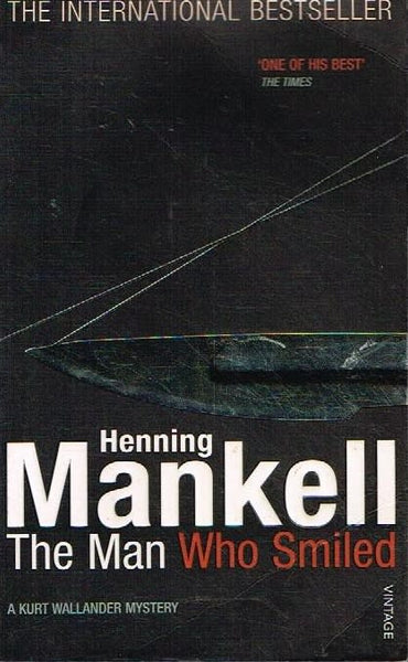 The man who smiled Henning Mankell