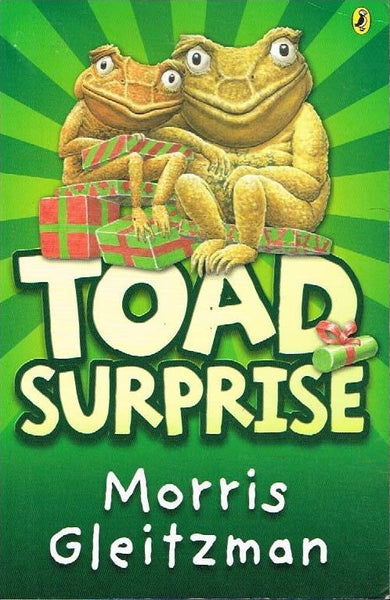 Toad surprise Morris Gleitzman