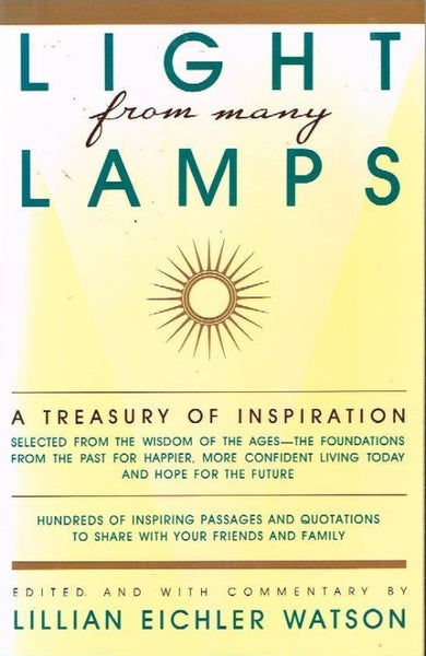 Light from many lamps Lillian Eichler Watson