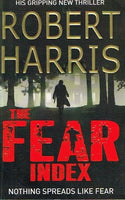 The fear index Robert Harris