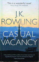 Casual vacancy J K Rowling