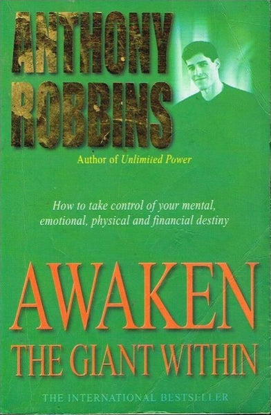 Awaken the giant within Anthony Robbins