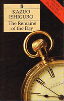 The remains of the day Kazuo Ishiguro