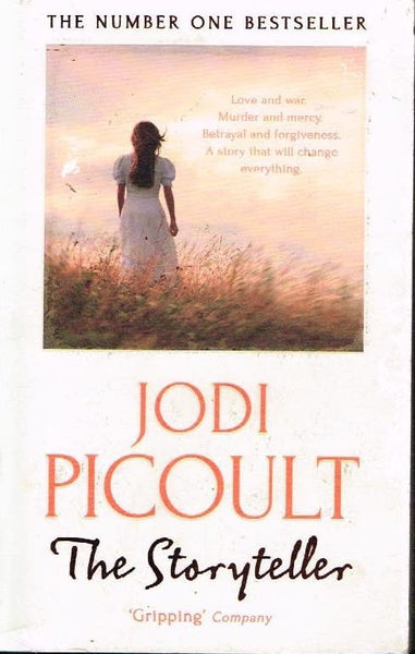 The storyteller Jodi Picoult