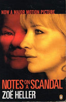 Notes on a scandal Zoe Heller