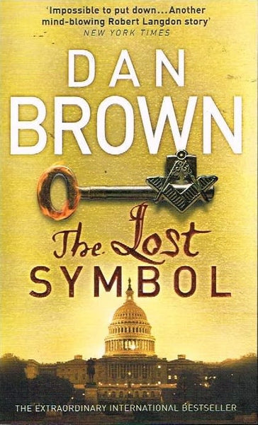 The lost symbol Dan Brown