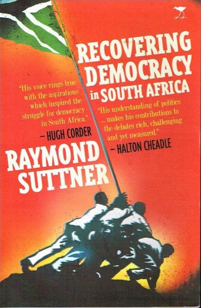 Recovering democracy in South Africa Raymond Suttner