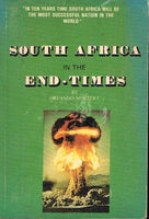 South Africa in the end-times Orlando Mostert
