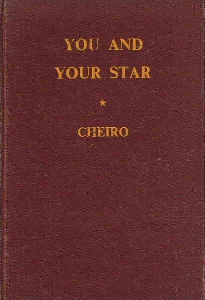 You and your star Cheiro