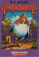 Goosebumps chicken chicken R L Stine