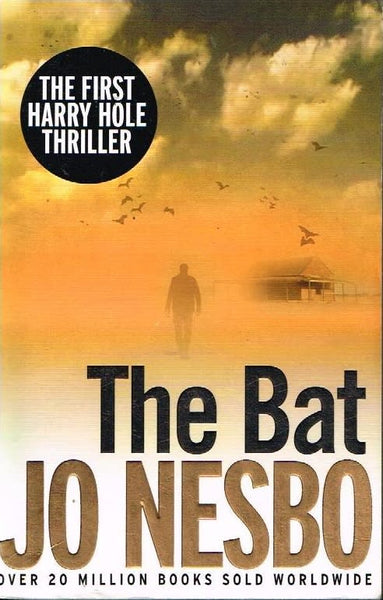 The bat Jo Nesbo