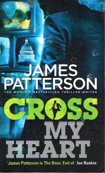 Cross my heart James Patterson
