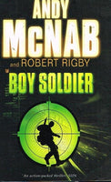 Boy soldier Andy McNab