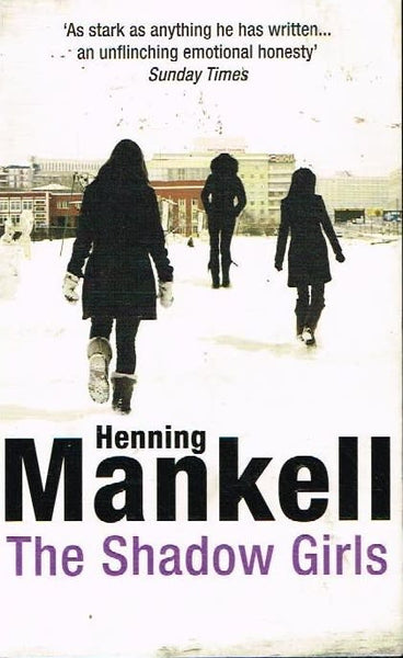 The shadow girls Henning Mankell