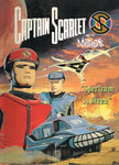 Captain Scarlet and the mysterons Spectrum is green