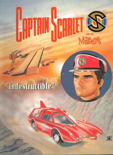 Captain Scarlet and the mysterons Indestructable