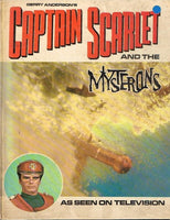 Captain Scarlet and the Mysterons Gerry Anderson (1st issue 1967)