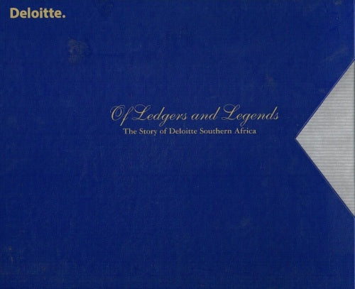 Of ledgers and legends the story of Deloitte Southern Africa