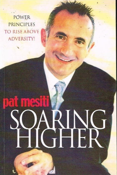 Soaring higher Pat Mesiti