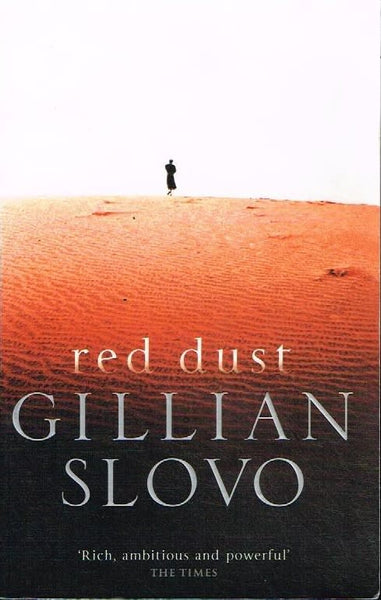 Red dust Gillian Slovo