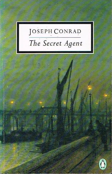 The secret agent Joseph Conrad