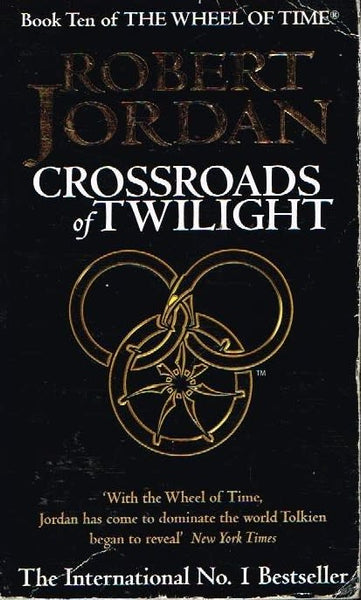 Crossroads of twilight Robert Jordan