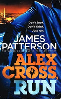 Alex Cross run James Patterson