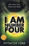 I am number four Pittacus Lore