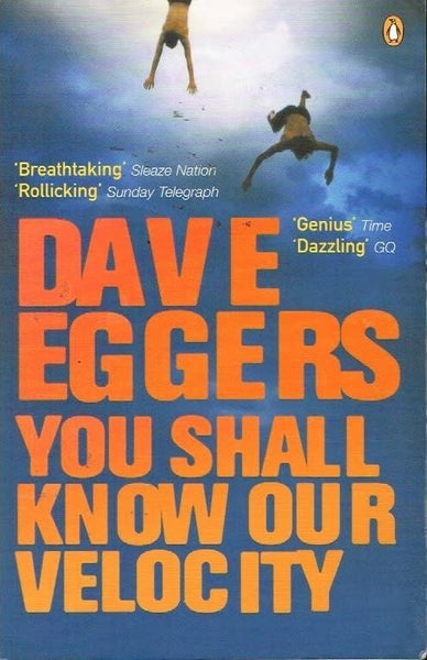 You shall know our velocity Dave Eggers