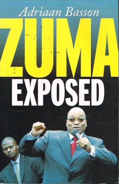 Zuma exposed Adriaan Basson