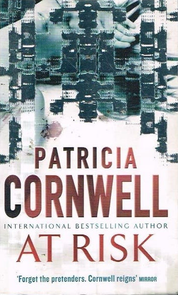 At risk Patricia Cornwell