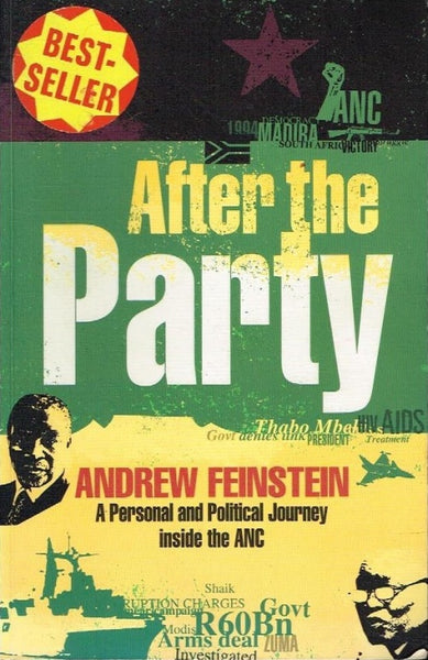 After the party Andrew Feinstein