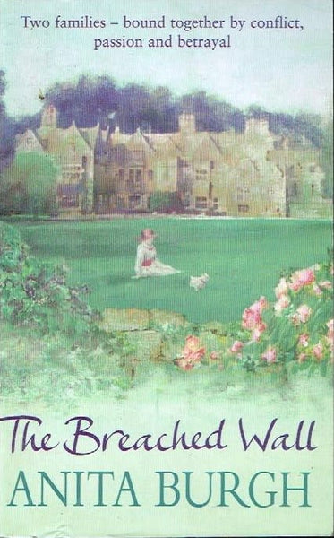 The breached wall Anita Burgh