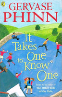 It takes one to know one Gervase Phinn