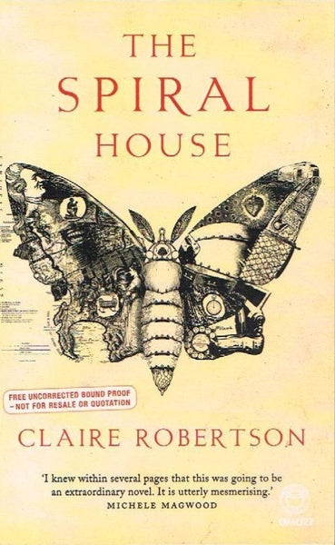 The spiral house Claire Robertson