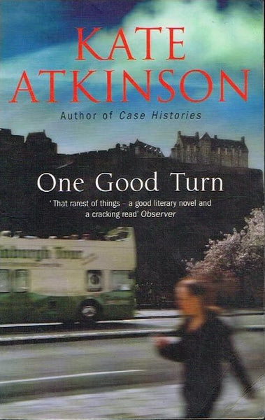 One good turn Kate Atkinson