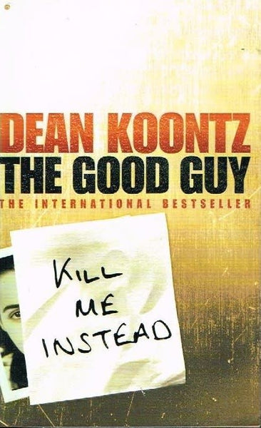 The good guy Dean Koontz