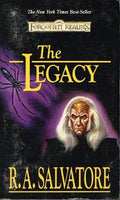 The legacy R A Salvatore