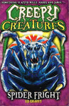 Creepy creatures Spider fright Ed Graves