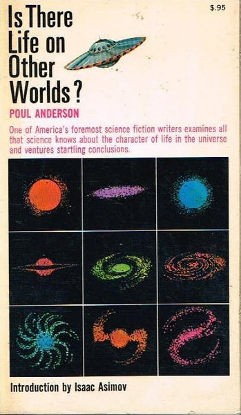 Is there life in other worlds ? Poul Anderson introduction by Isaac Asimov