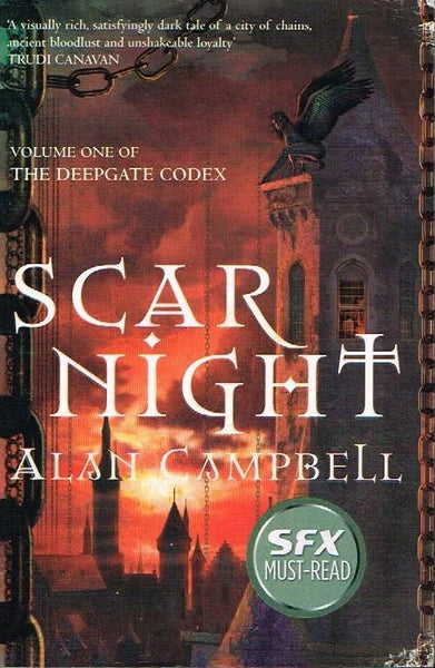Scar night Alan Campbell