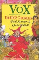 Vox Paul Stewart & Chris Riddell