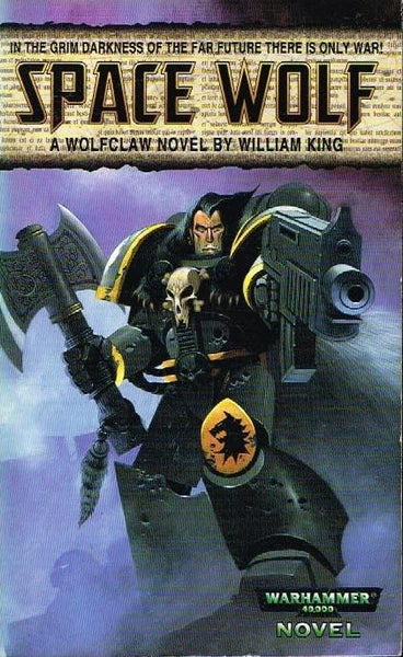 Space wolf William King